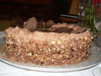 Шоколадова торта Бижу