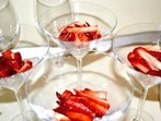 Крем с ягоди