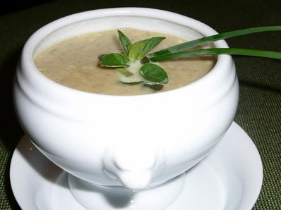 Чеснова супа II