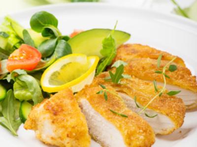 Пилешки гърди с авокадо и подправки