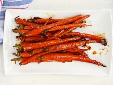 Мариновани пикантни моркови с мед