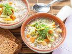 Супа от пащърнак с грис