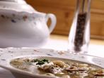 Гъбена супа - пролетeн вариант