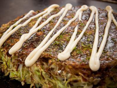 Японска палачинка (Окономияки) - любима рецепта на Параскева