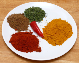 Гарам масала - експлозия от вкусове