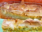 Тиквеник (сладка баница) с точени кори