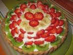 Лесна торта с плодове