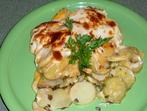 Картофи с тиквички