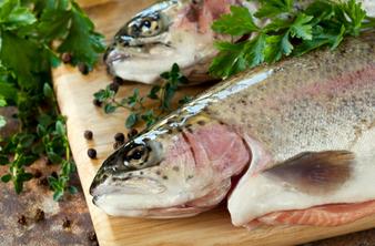 Риба на скара по правилния начин