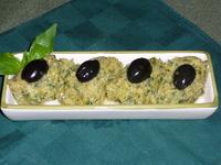 Свежа салата с тиквички