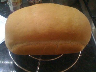 Бял селски хляб