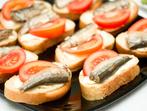 Мини сандвичи с цаца