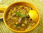 Супа с нахут и агнешко (Ирак)