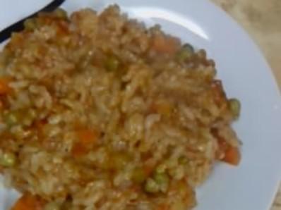Постен ориз
