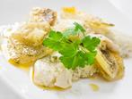 Филе от риба с горчица