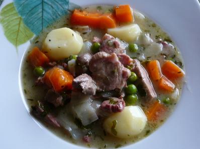 Свинско със зеленчуци II