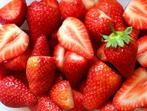 Салата от череши и ягоди