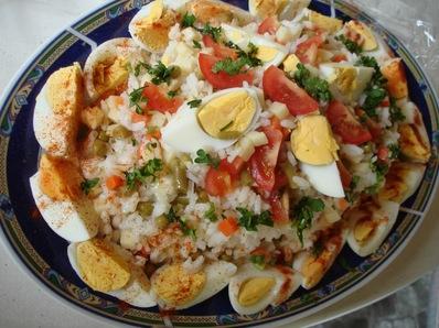 Оризова салата II
