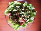 Пролетна салата с авокадо