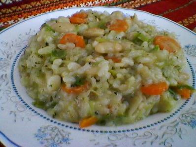 Салата от ориз