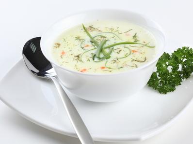 Плодова супа с чесън