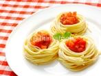 Гнезда от спагети