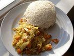 Ботсвана - кухня с изобилие от месо