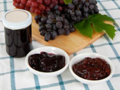 Мармалад от грозде
