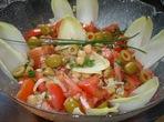 Вкусна салата с цикория