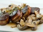 Еленски бут с печурки
