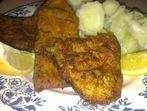 Хрупкави рибни филенца