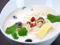"""Тайландска супа """"Том Ка Гай"""""""