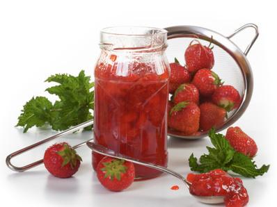 Конфитюр от ягоди