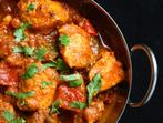 Къри пиле (Индия)