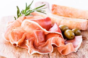 Прошуто - грижливо приготвена италианска шунка