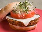 Вегетариански бургери