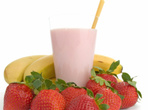 Плодова прохлада в чаша