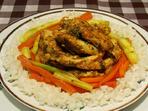 Мариновано пиле
