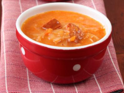 Супа с наденица