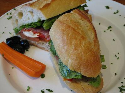 Панини (Италиански сандвичи)