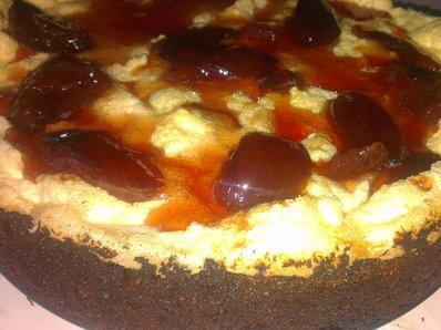 Бананова торта с корнфлейкс