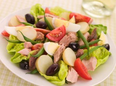 Филе от аншоа и маслини
