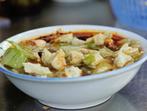 Супа с пиле и тиквички по италиански