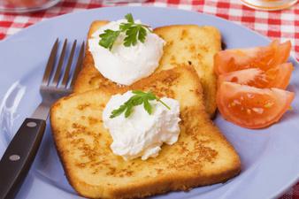 Пържените филийки - закуска от древността