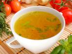 Супа от патица с кашу