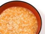 Чеснова супа с буквички