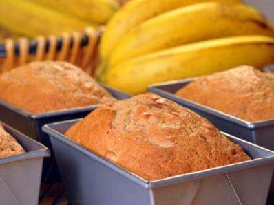 Бананов хляб за чай (Англия)