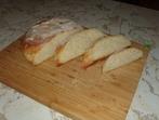 Домашен хляб без месене с хрупкава коричка