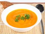 Веган къри супа от моркови