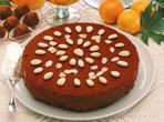 Кейк с бадемови ядки